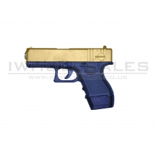 Galaxy G16 Full Metal Spring Pistol (G16-GOLD)