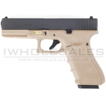 WE 17 Series Gen 4 GBBP (Tan)