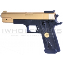 Double Eagle 1911 Spring Pistol (P169 - Gold)