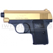 Double Eagle P328G Spring Pistol (Gold)