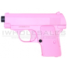 Double Eagle P328P Spring Pistol (Pink)