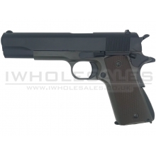 KJWorks 1911 Gas Blowback Pistol (Full Metal - KJW-1911-ODG - OD)