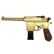 Galaxy G12 Metal Spring Pistol (G12 - Gold)
