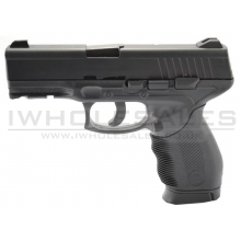 KWC TRS PT 24/7 Co2 Pistol (Non-Blowback - ABS Slide - Black KWC-KC-46HN)