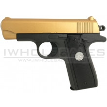 Galaxy G2 Spring Metal Pistol (G2 - Gold)