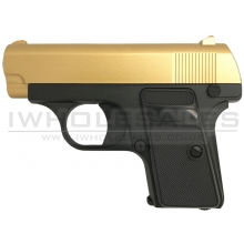 Galaxy G1 Spring Metal Pistol (G1 - Gold)
