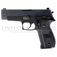 WE 226 Gas Blowback Pistol (Non-Rail - Black)
