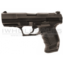 WE 'God of War' GBB Pistol (Metal Slide - Full Black)