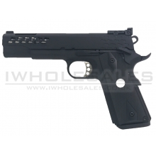 Army R30 V2 Gas Blowback Pistol (Black - ARMY-R30-2)