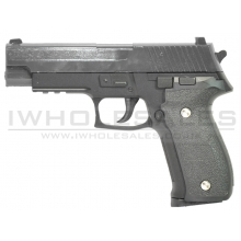 Galaxy G26 226 Spring Pistol (G26-NEW - Black)