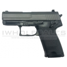 HFC ST8 Gas Pistol (Blowback - Black - GGB-9608)
