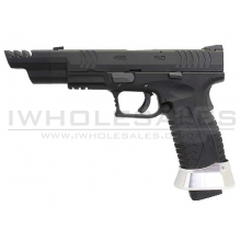 WE XDM IPSC Special Edition Gas Blowback Pistol (Black)