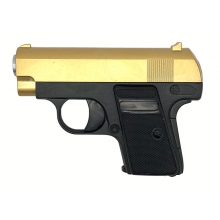 Galaxy G9 Full Metal Spring Pistol (G9 - Gold)