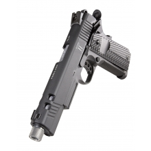 Secutor - Rudis II - Acta Non Verba - 1911 Custom Pistol (Co2 Powered - Gas Ready - Urban Grey)