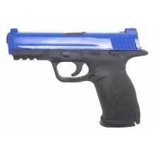 Galaxy G51 Spring Pistol (1:1 Scale - Blue)