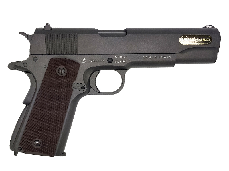 Colt M1911 Co2 Blowback Pistol (Full Metal - Cybergun - 180512)