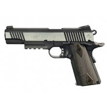 Colt 1911 (Rail) Co2 Pistol Dual Tone (Tan - Cybergun - 180525)