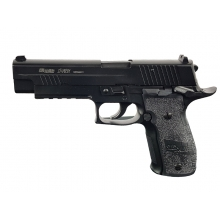 Sig Sauer X-Five Co2 Blowback Pistol (Black - Cybergun - 280514)