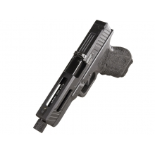 Secutor - Gladius Acta Non Verba - 17 Series Custom Co2 Pistol (Black)