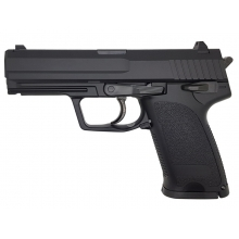 HFC ST8 Gas Pistol (Non-Blowback - Black - GGH-0303)