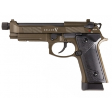 Secutor - Bellum - M9 Custom Pistol (Co2 Powered - Gas Ready - Bronze)