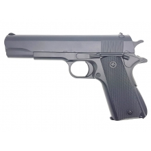 Golden Hawk 1911 Series Pistol (1:1 Scale - Polymer - Black)