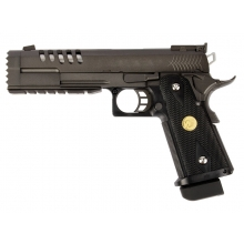 We 5.2K Hi-Capa Gas Blowback Pistol (Black)