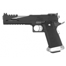 WE Custom Hi-Capa IREX GBB (6 Inch - Black - Type-C)