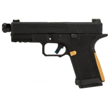 Salient Arms International by EMG BLU Gas Blowback Pistol (Compact - Black)