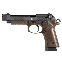 Secutor - Bellum - M9 Custom X GBBP (Co2 Powered - Gas Ready - Black/Bronze)