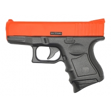 Saigo 27 Spring Action Pistol (Polymer - Red)