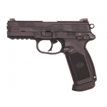 FN Herstal FNX-45 Civilian Gas Blowback Pistol (Black - Cybergun - 200514)