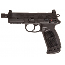 FN Herstal FNX-45 Tactical Gas Blowback Pistol (Black - Cybergun - 200508)