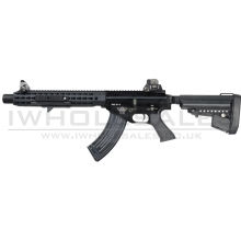 BOLT - BR47 KeyMod EBR + Suppressor (Non-Recoil) (BLACK)