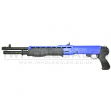 Double Eagle M63 Special Spring Shotgun (Blue)