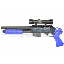 Double Eagle M47B1 Shotgun with Mock Scope (Blue)