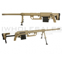 ARES M200 Spring Power Bolt Action Sniper Rifle (Tan) (LSR-006)