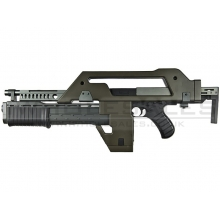 Snow Wolf M41A Pulse Rifle AEG (Alien Gun) (SW-11)