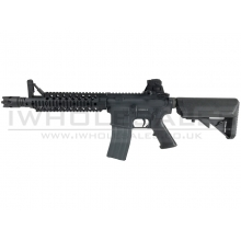A&K  M4 Compact S.T.W. (STW-Compact - Black)
