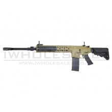 "Lonex 20"" BAW QSCG AEG with Recoil System (L4-BAW-SPR-G - Green)"