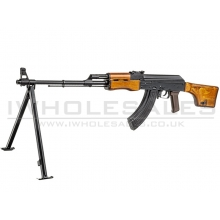 GHK RPK GBB Rifle (Black)