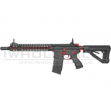 G&G Combat Machine AEG CM16 SRXL (Special Red Edition) with MOSFET & ETU (EGC-16P-SXL-RNB-NCM)