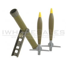 "APS ""Hades"" Mortar Launcher (2 Missiles - Co2 Powered)"