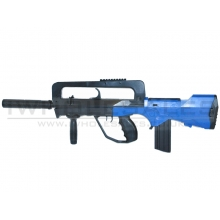 Double Eagle F1 Spring Rifle (M46A - Blue)