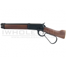 A&K Winchester 1873 (Gas - Real Wood - Black)