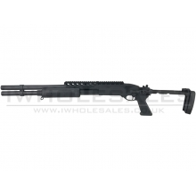 A&K Tactical Tri-Shot Shotgun (Black - SXR-006)