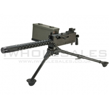 EMG M1919 WWII American Auto. Squad Support Weapon Airsoft AEG with Bipod