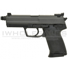 KJWorks ST8 Tactical GBBP (Metal - Black)