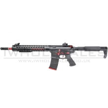 "APS ""Froged Match"" FMR MOD1 AEG (Red/Black - ASR-115X)"