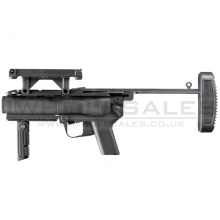 S&T ST320A1 Grenade Launcher (40mm Cartridge - Black - ST-GL-M320)
